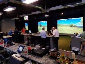 Backspin Simulators